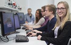 Labore und Rechnerräume