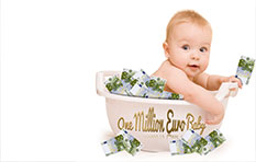 """One Million Euro Baby"""