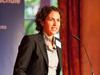 Martina Schulz, Leiterin der VDI-Geschäftsstelle in Köln, bei der Begrüßungsrede