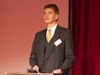 Prof. Dr. Karl-Heinz Brockmann, Vizepräsident des Fachbereichs Ingenieurwesen
