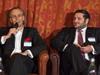 Prof. Dr. Elmar Schumacher und Vincenzo del Popolo