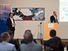 Dennis Dreibrodt und Sven Hartmann, Geschäftsführer der abas GmbH in Köln und Berater im Bereich Prozesse und IT, berichteten von Generationenkonflikten, die sie bei der Zusammenarbeit mit ihren Kunden beobachten und erleben.