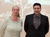 Das Symposium moderierten Schulleiterin Sylvia Wimmershoff und Studiengangsleiter Johannes Berens.