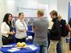 Das Team der Studienberatung stand für alle Fragen rund um das Thema Studienwahl und Bewerbung zur Verfügung