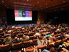 Volles Haus: Trotz Bahnstreik war das Forum Mediendesign überaus gut besucht