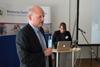 Durch den Tag führte Prof. Dr. Thomas Barth, Fachbereich Wirtschaftsinformatik.