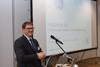 """Thomas Schulz, Channel Manager Central and Eastern Europe, GE Intelligent Platforms GmbH, Frankfurt: """"Industrie 4.0 – Referenzarchitektur und Standardisierung""""."""