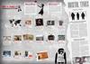 Bestes Printprojekt – 1. Semester: 'Faltplan zum britischen Street Art Künstler Bansky'