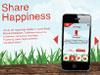 Mit der Happiness-App von Langnese den Eistruck in die eigene Stadt holen, ausgezeichnet als bestes Web-Projekt