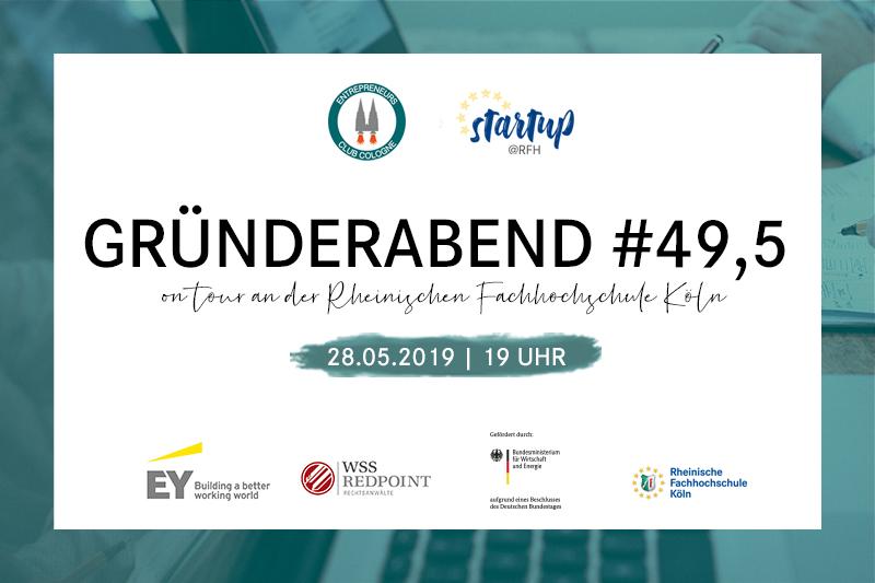 28. Mai - RFH-Open Air - Gründerabend #49
