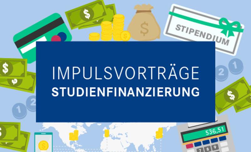 Impuls und Hilfestellung zur Studienfinanzierung