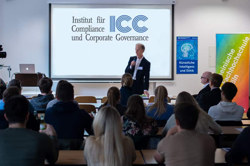 Institut ICC - Committed to sustainable corporate leadership in the digital age