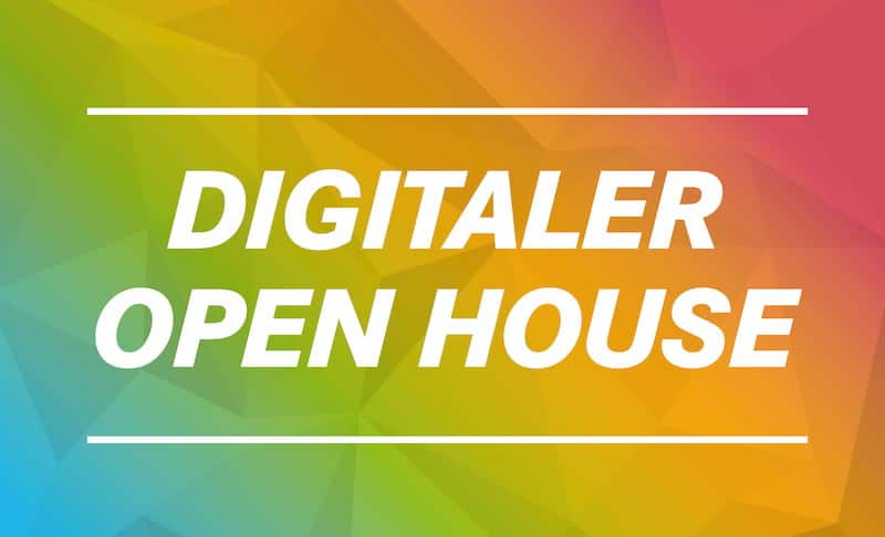 Digitaler Open House